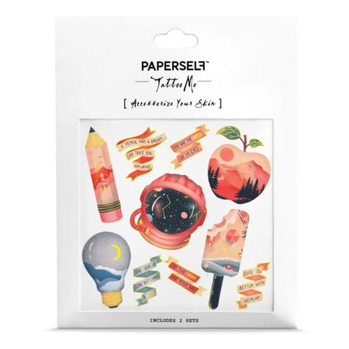 PAPERSELF 冒險王Perspectibes(金)