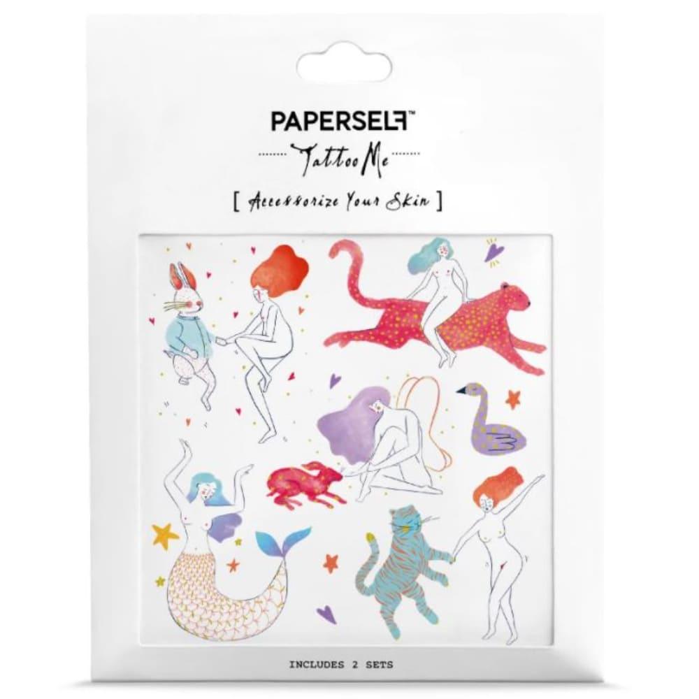 PAPERSELF|夏娃的魔法樂園Eden(金)