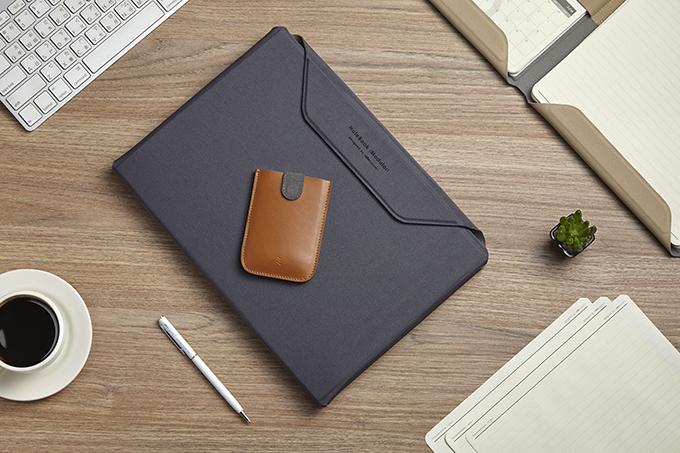 Allocacoc | NoteBook Modular A4 百搭筆記本 - 淺棕色