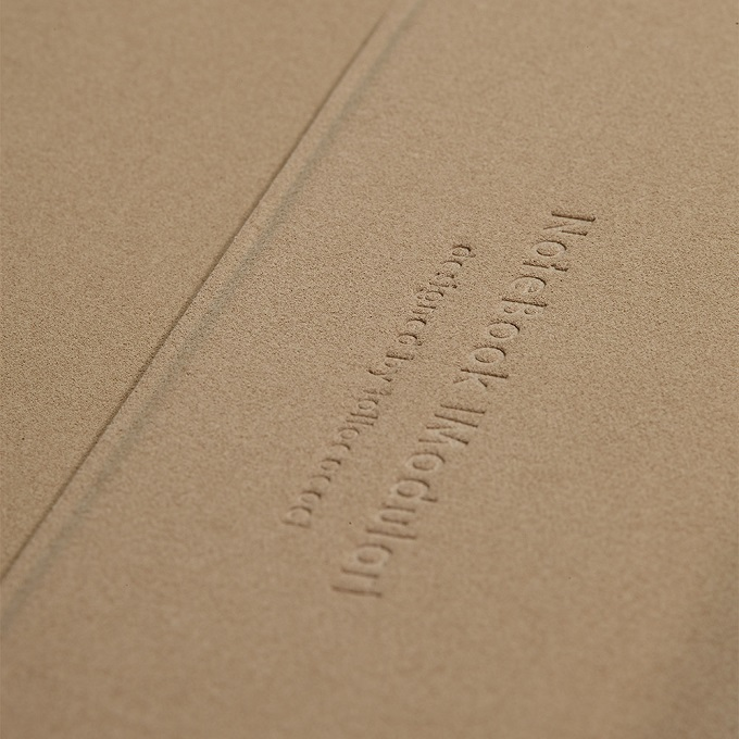Allocacoc | NoteBook Modular A4 百搭筆記本 + PowerCube 魔術方塊延長線(灰色1.5米)