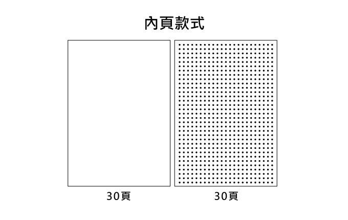 KACO|ALIO 商務A5筆記包 - 三層款 - 黑色