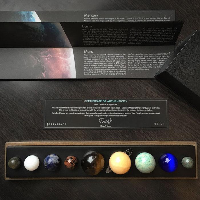 DeskX|DeskSpace星空寶石