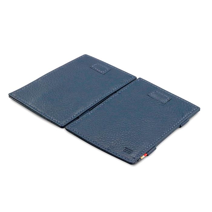 (複製)GARZINI|比利時翻轉皮夾 - 壓紋 - 抽取款 - 亮棕色
