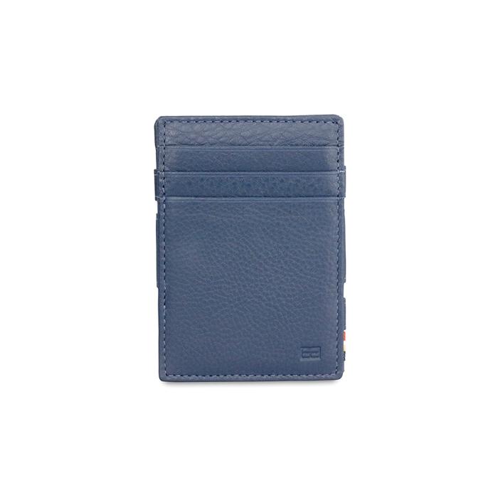 (複製)GARZINI|比利時翻轉皮夾 - 壓紋 - 零錢袋款 - 亮棕色