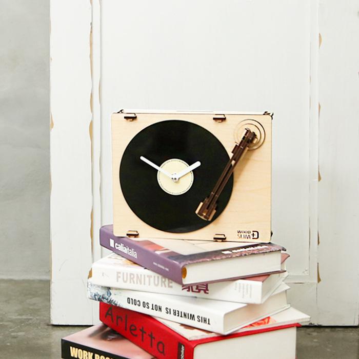 (複製)WOODSUM|輕手作。木製模型 - 懷舊電視機