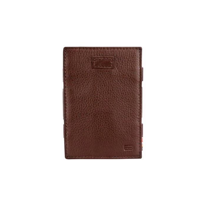 (複製)GARZINI|比利時翻轉皮夾 - 抽取零錢袋款 - 亮棕色