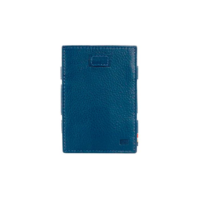 (複製)GARZINI|比利時翻轉皮夾 - 抽取零錢袋款 - 暗棕色