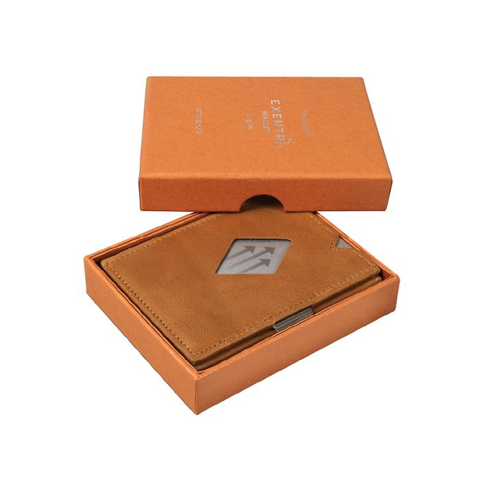 (複製)EXENTRI|挪威紳士皮夾 - 經典款 - 淺棕色