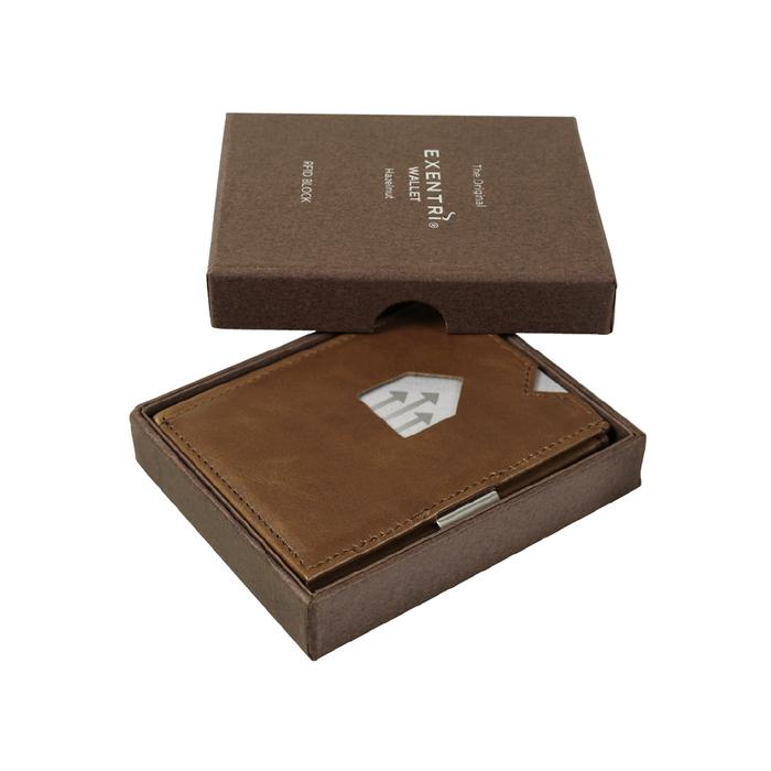 (複製)EXENTRI|挪威紳士皮夾 - 經典款 - 深棕色