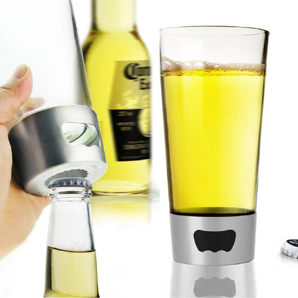 ASOBU|開瓶啤酒杯 玻璃款