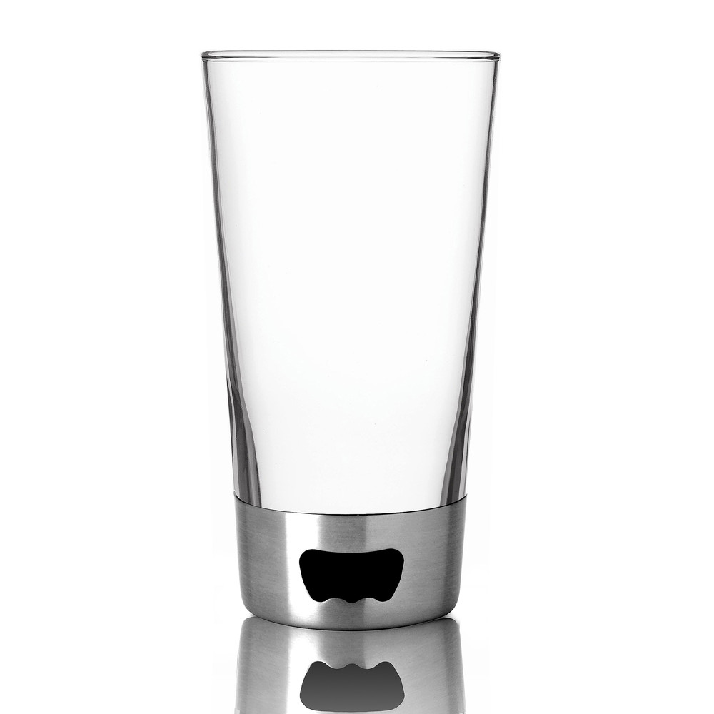 ASOBU  開瓶啤酒杯 玻璃款