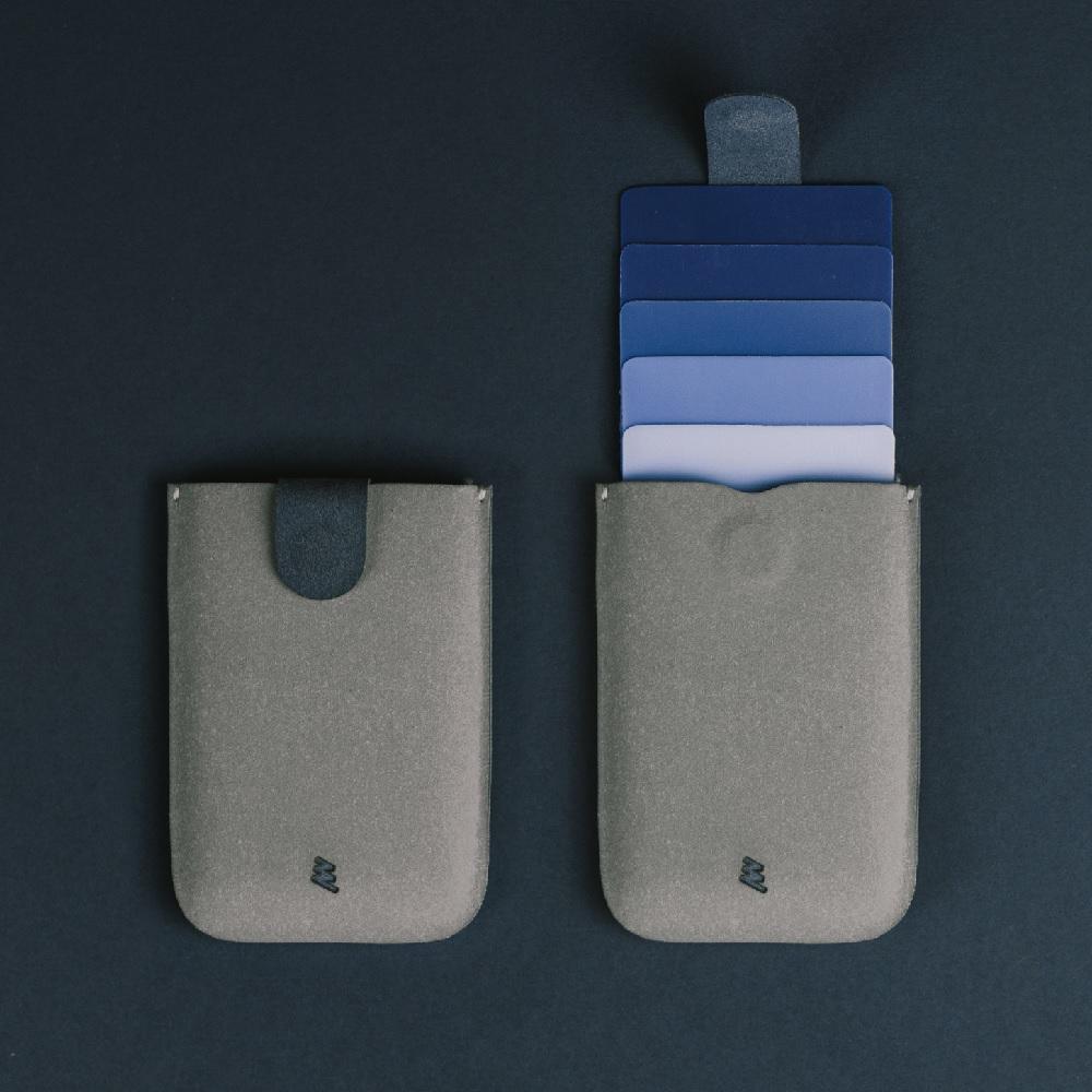 Allocacoc  dax V2 卡片收藏夾 - 藍色