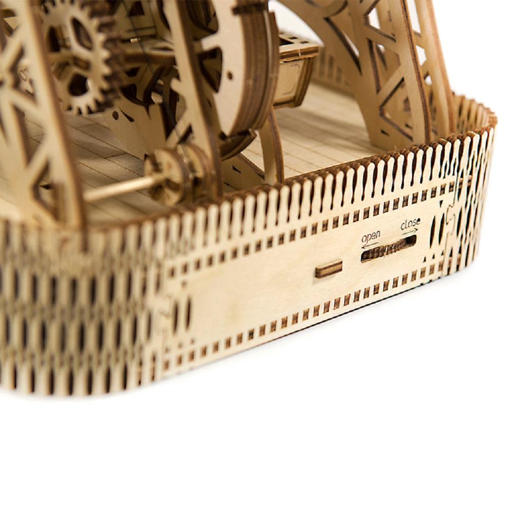 WOODEN CITY|動力模型 - 倫敦眼摩天輪