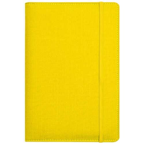 KACO MEMORY 彩虹A5筆記包 - 雙層款 - 黃色