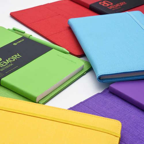 KACO|MEMORY 彩虹筆記包 - 雙層款 - 紫色