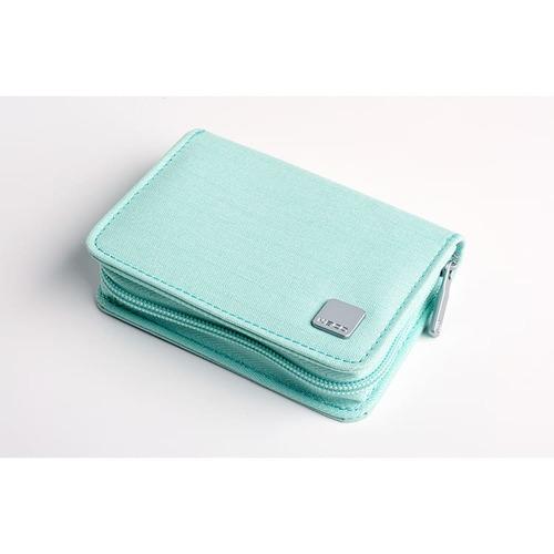 KACO ALIO 商務卡片包 - 粉綠色