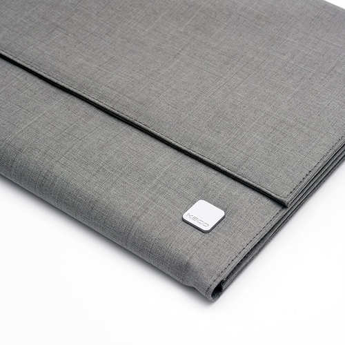 KACO ALIO 16吋薄型商務包 - 灰色