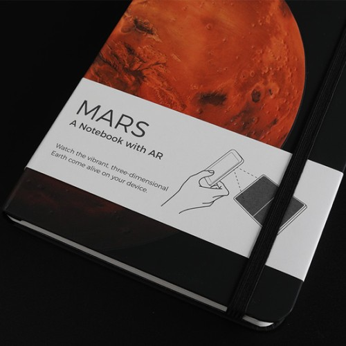 Astroreality  AR 火星筆記本