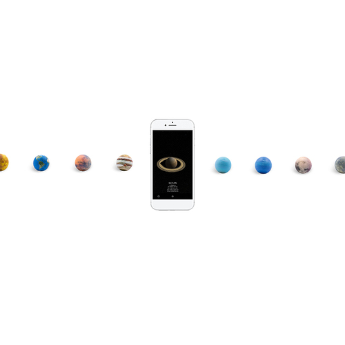 Astroreality|AR 木星立體模型/Mini