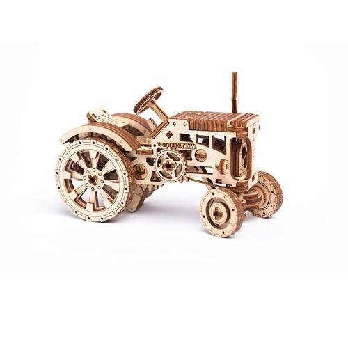 WOODEN CITY|動力模型 - 蠻牛耕耘車