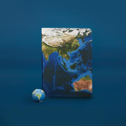 Astroreality|AR 地球筆記本 + AR 地球立體模型/Mini