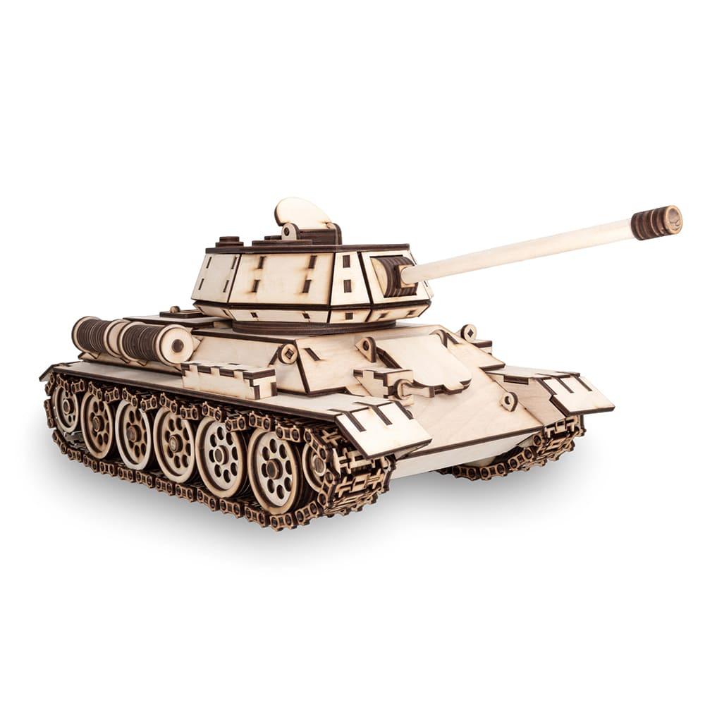 EWA|動力模型 - 鋼鐵猛獸 T-34坦克