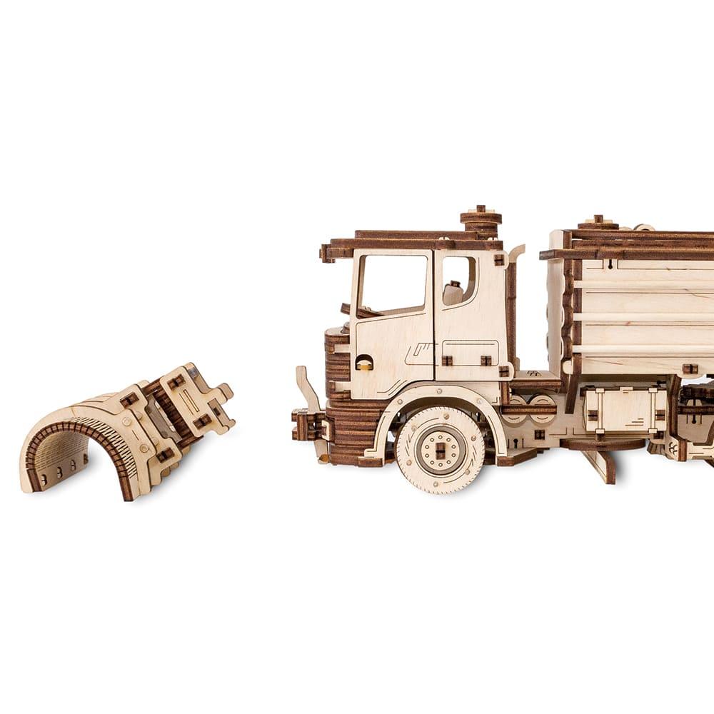 EWA|動力模型 - 力士除雪車