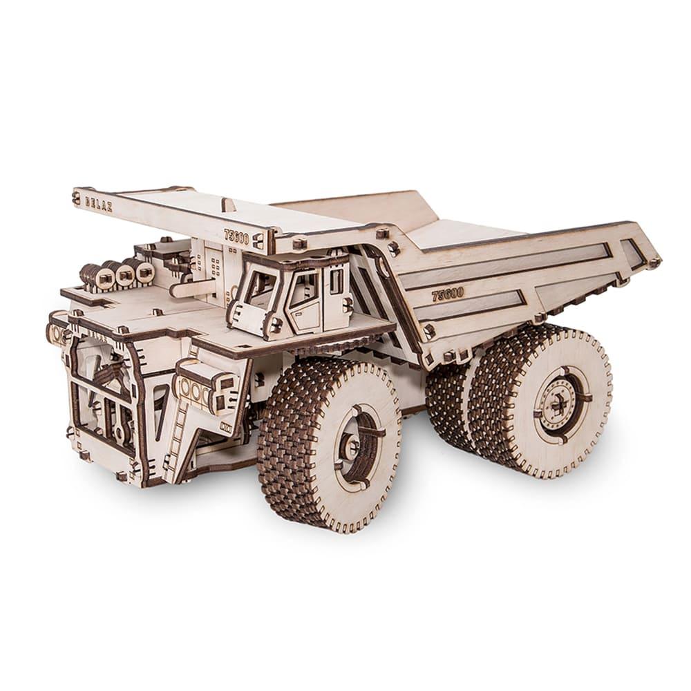 EWA|動力模型 - 巨無霸採礦車