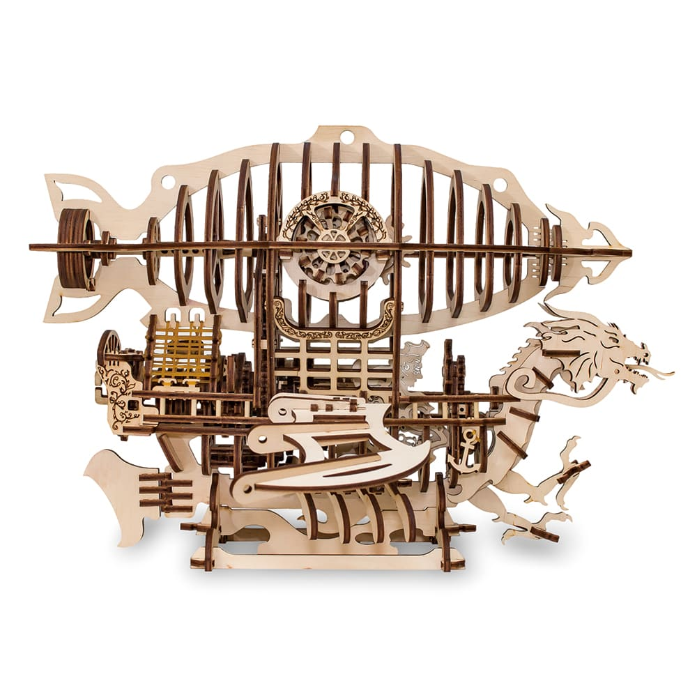 EWA|動力模型 - 魔龍飛船
