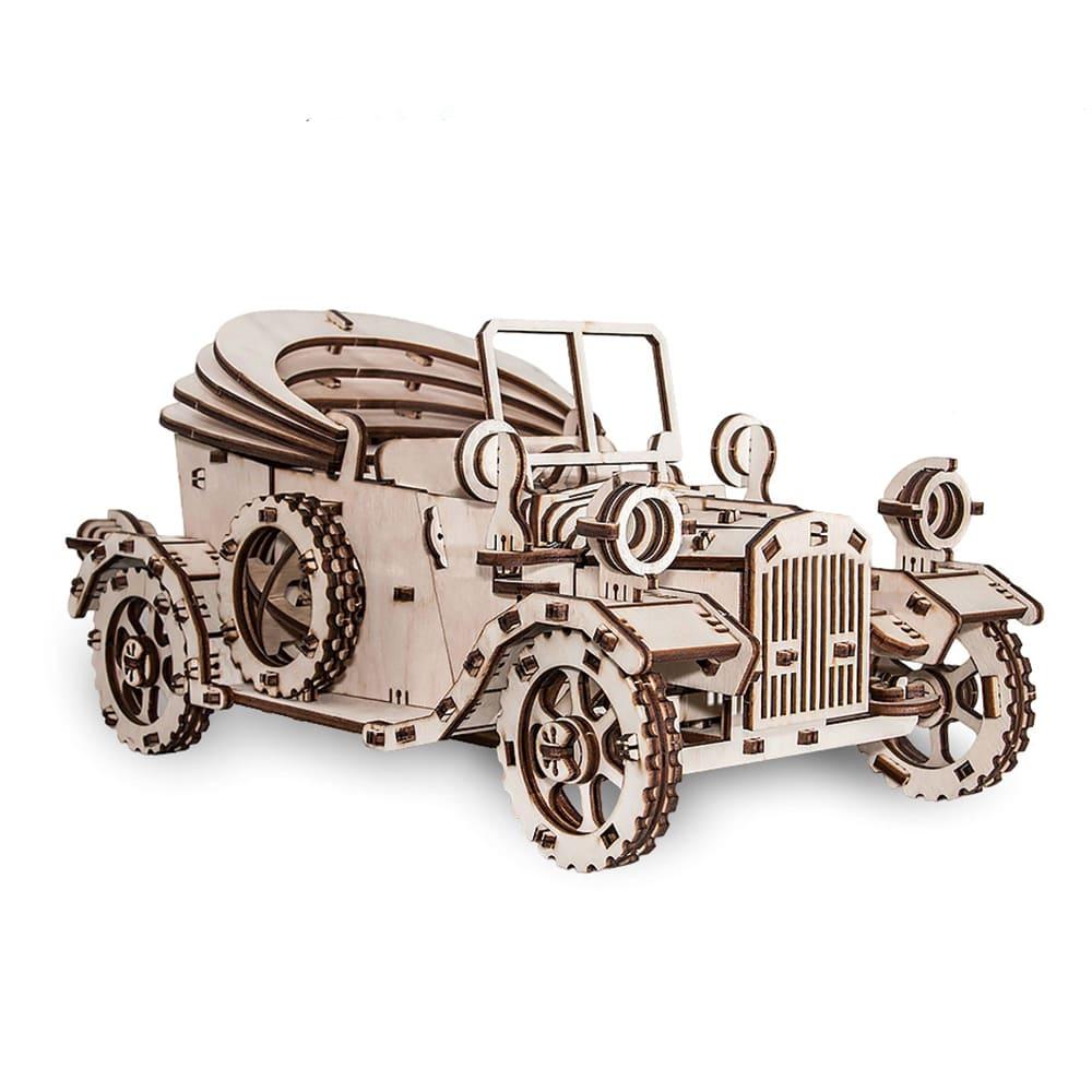 EWA 動力模型 - 德式經典老爺車
