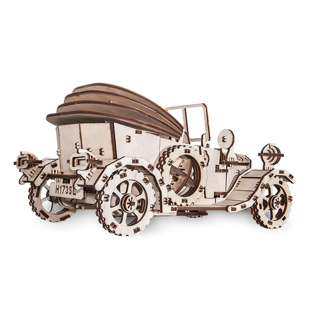 EWA|動力模型 - 德式經典老爺車