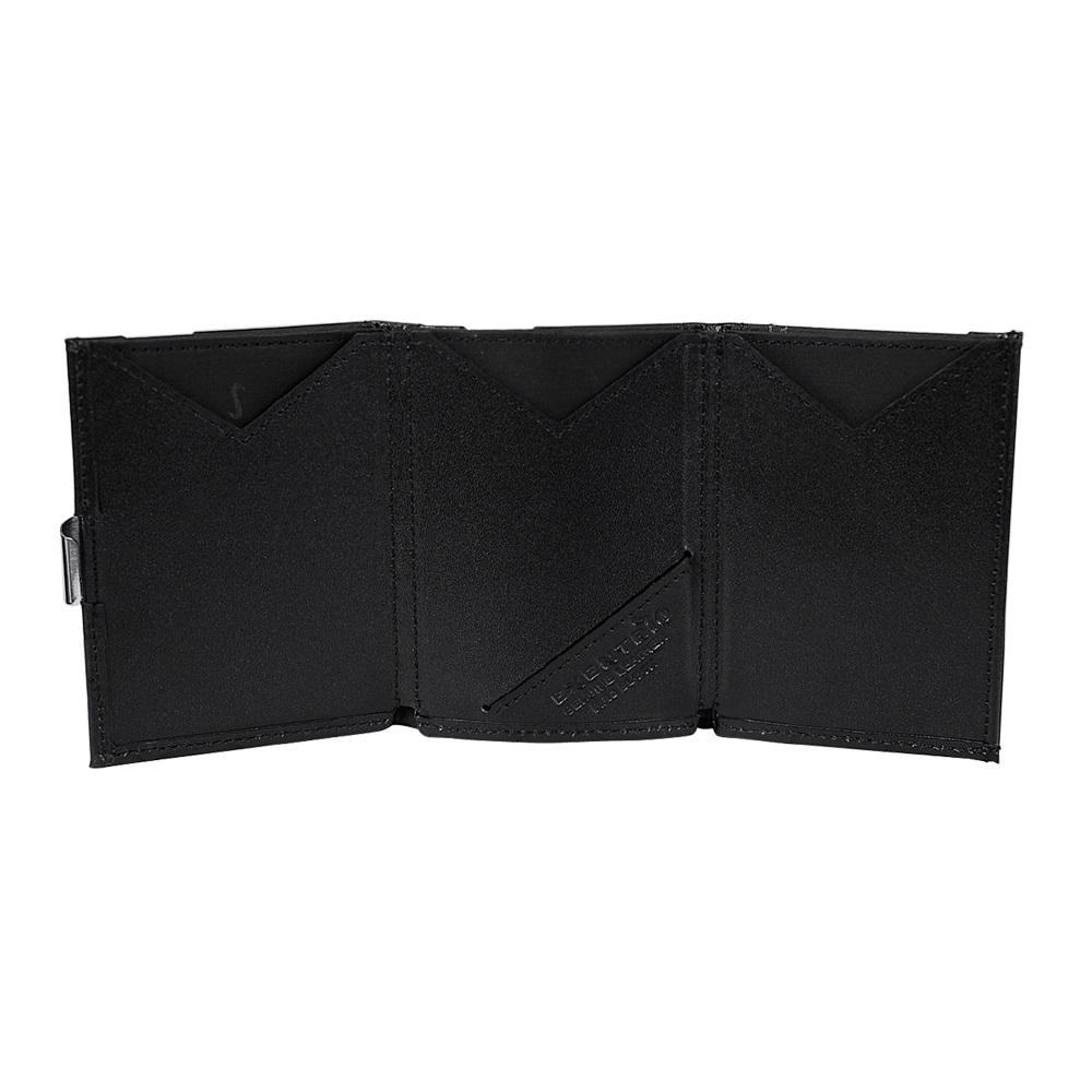 EXENTRI|挪威紳士皮夾 - 經典款 - 黑色