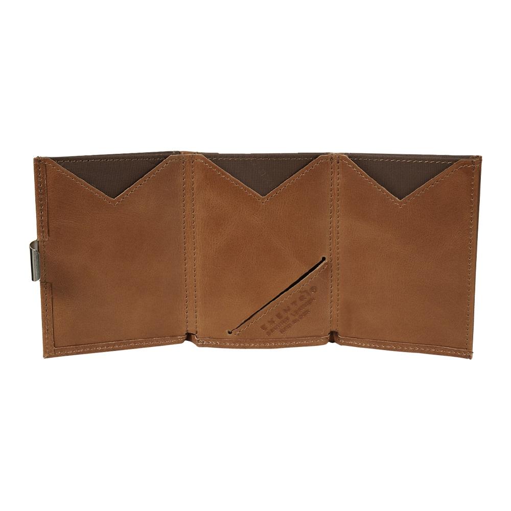 EXENTRI|挪威紳士皮夾 - 經典款 - 淺棕色