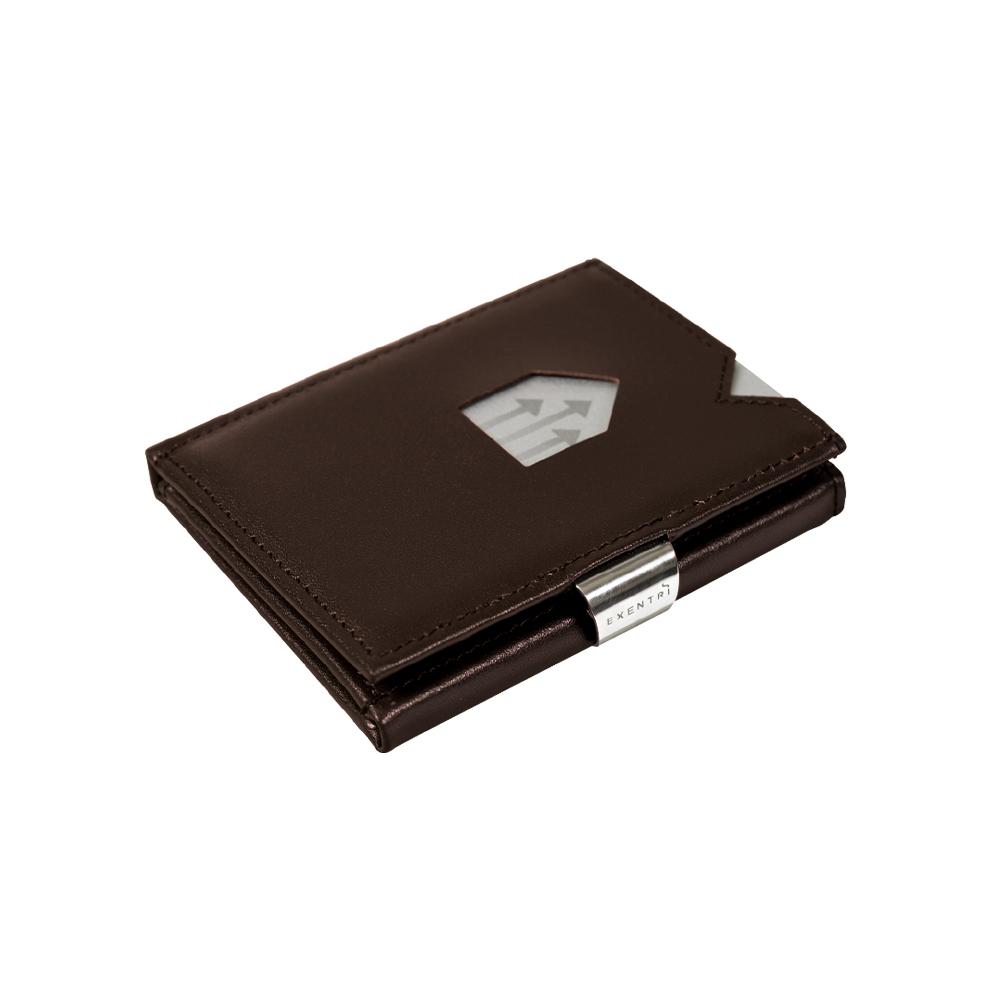 EXENTRI|挪威紳士皮夾 - 經典款 - 深棕色