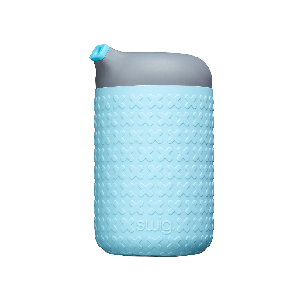 SWIG |企鵝咖啡杯 G/粉藍/灰/粉藍