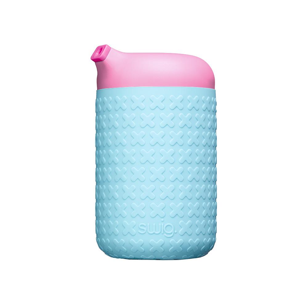 SWIG  企鵝咖啡杯 I/粉藍/粉紅/粉紅