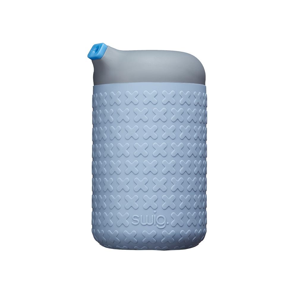 SWIG |企鵝咖啡杯 J/粉紫/灰/藍