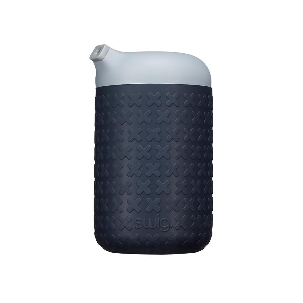 SWIG|企鵝咖啡杯 C/黑/灰/灰