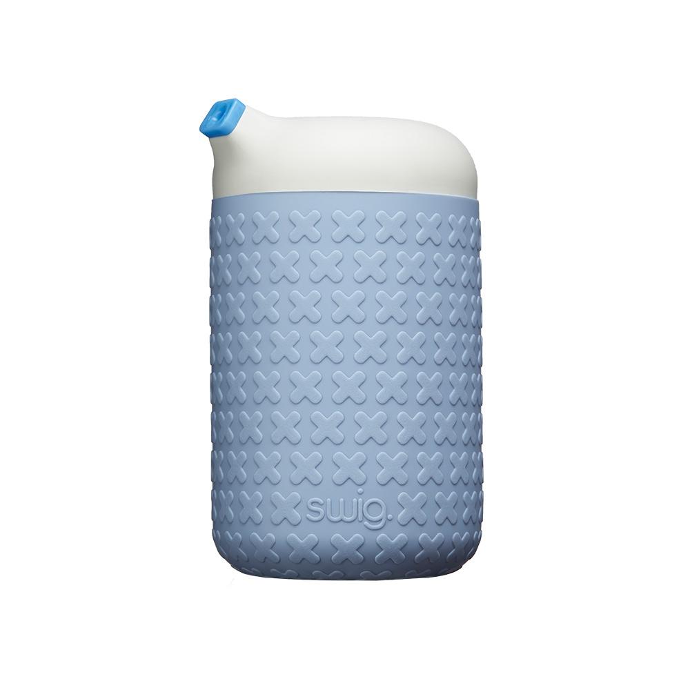 SWIG |企鵝咖啡杯 E/粉紫/白/藍