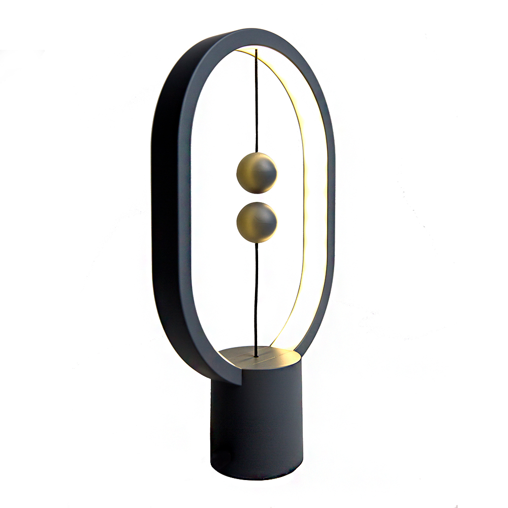Allocacoc |Heng衡 LED燈mini - 深灰色