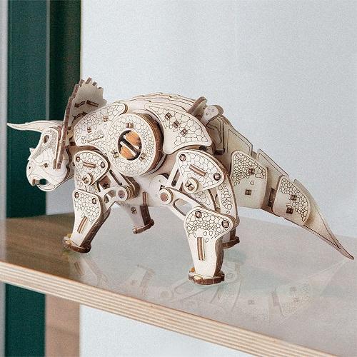 EWA|動力模型 - 衝鋒三角龍