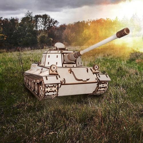 EWA|動力模型 - 坦克王者 獅式坦克