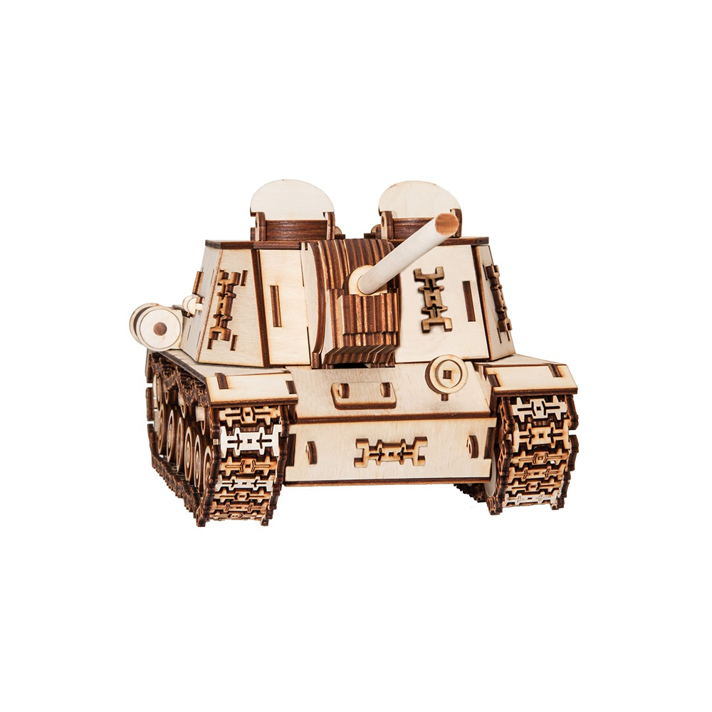 EWA|動力模型 - 重砲英雄 ISU152