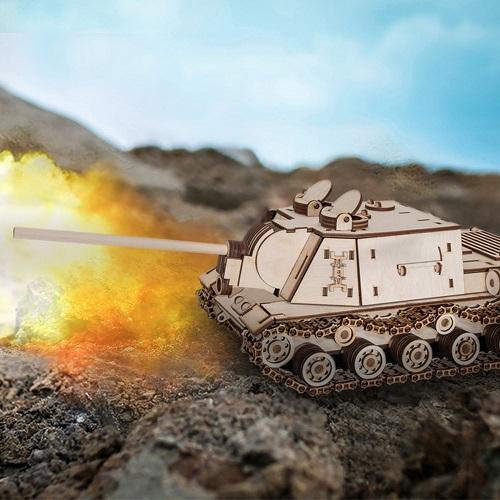 EWA 動力模型 - 重砲英雄 ISU152