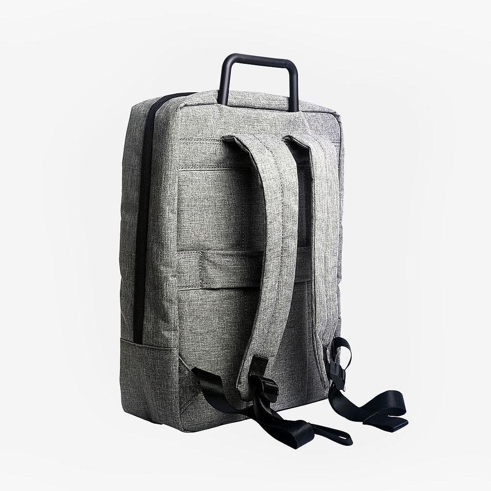 KACO|ALIO  商務後背包 - 灰色