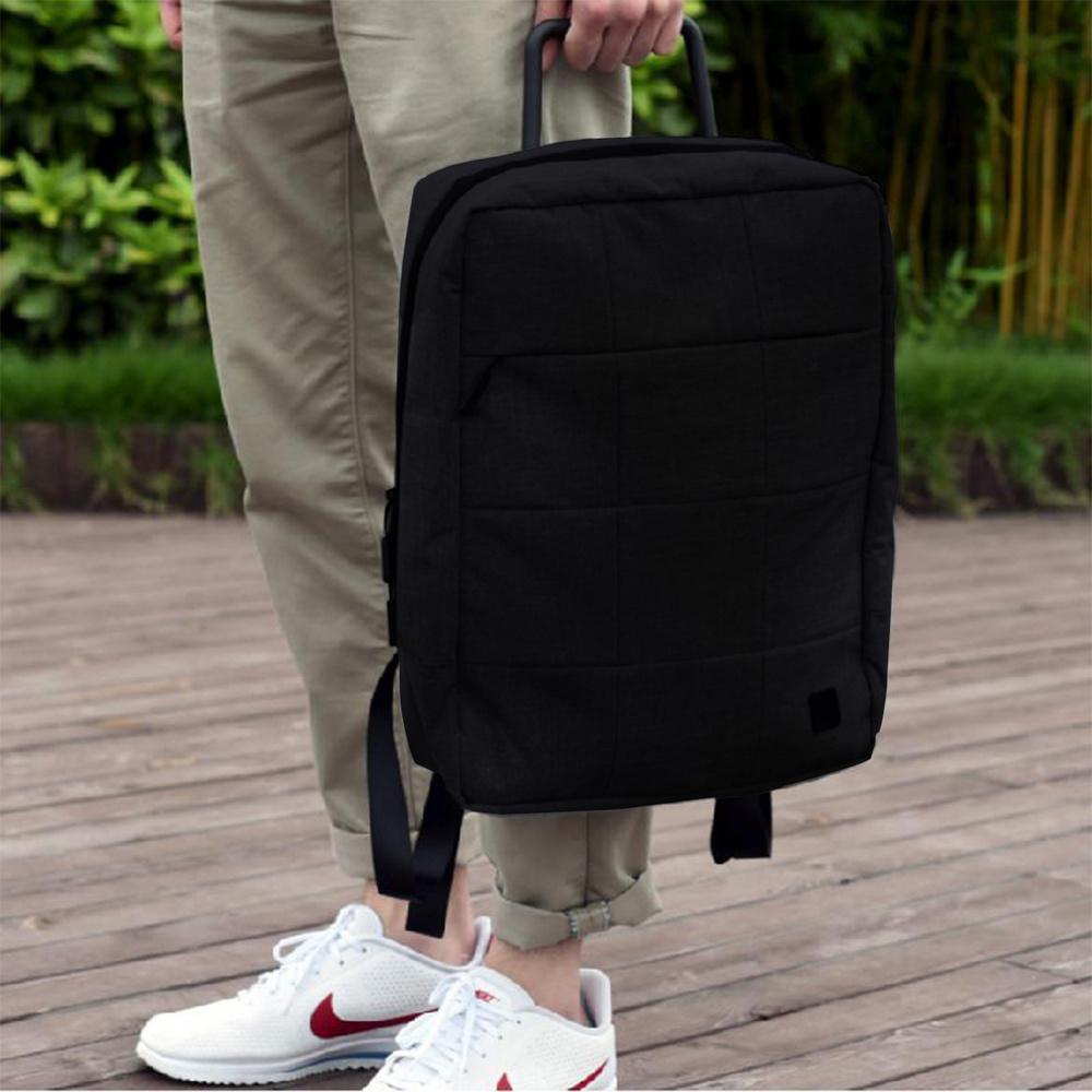 KACO|ALIO  商務後背包 - 黑色