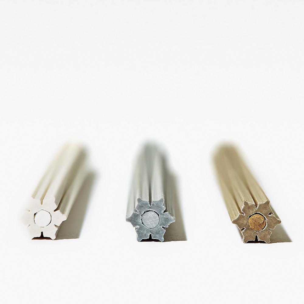 TRINUS|雪色鉛筆 - 3入