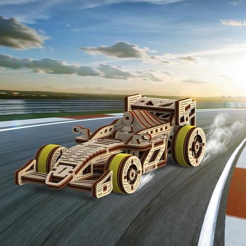 WOODEN CITY|動力模型 - F1賽車