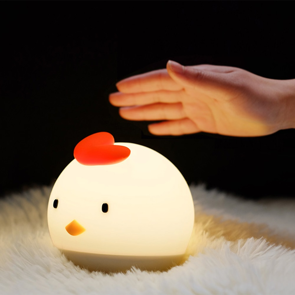 Ethne 咕咕雞桌面造型燈