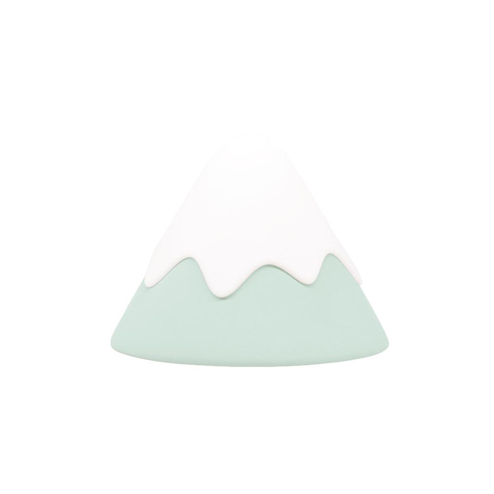 Ethne|富士山燈 - 粉綠色